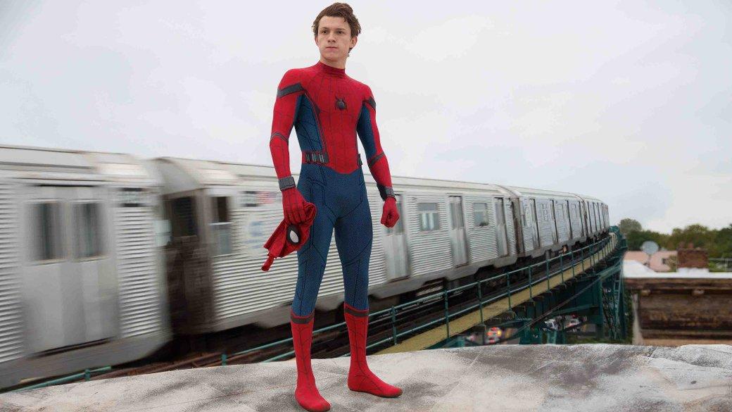 Том Холланд оценил удобство костюма Человека-паука на троечку | Канобу - Изображение 3149