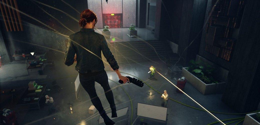 Чем Control отличается отвсех игр Remedy? | Канобу - Изображение 1408