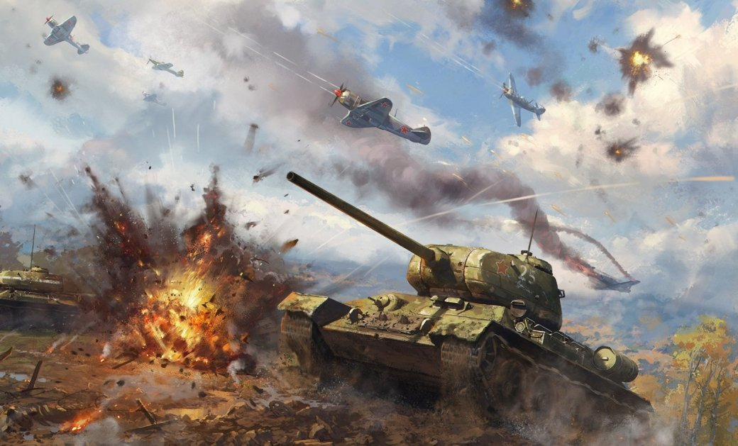 Обзор War Thunder - рецензия на игру War Thunder | Рецензии | Канобу