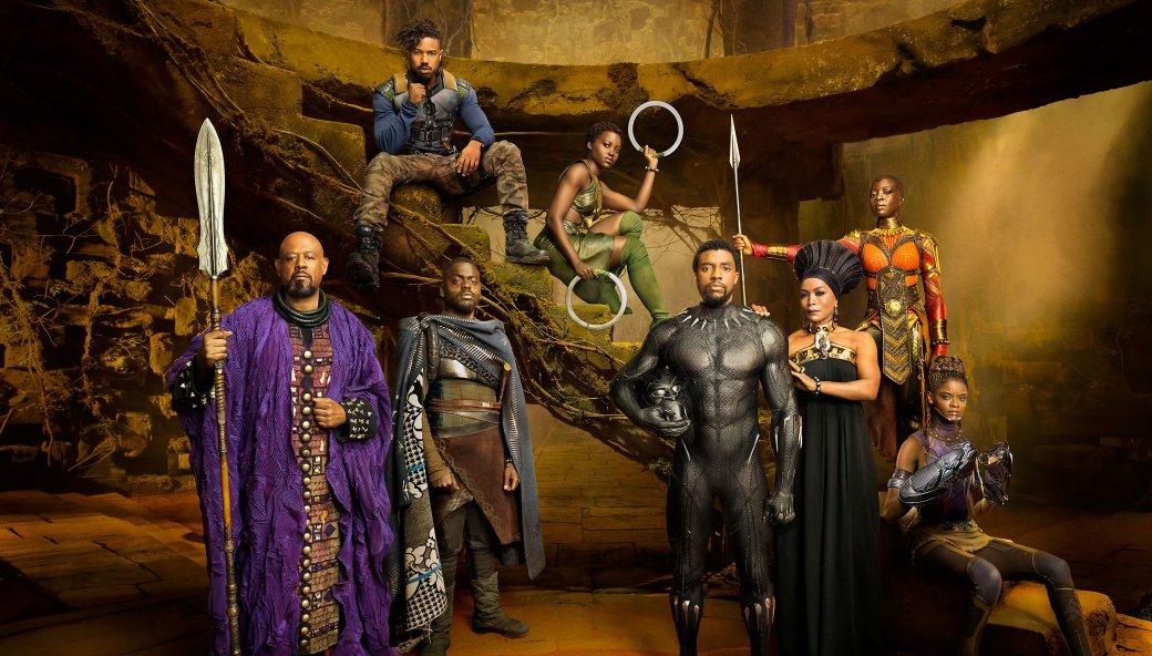 Мнение. «Черная пантера»— новая планка для киновселенной Marvel (это правда крутой фильм!). - Изображение 5