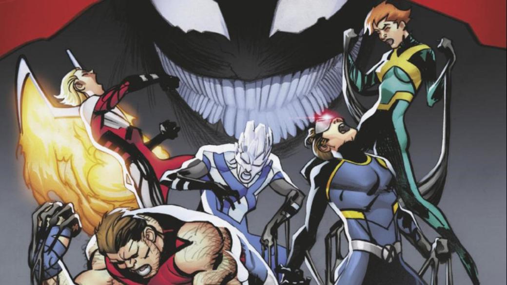 Poison X: Marvel исправляет ошибки Venomverse иотправляет Венома вкосмос напомощь Людям Икс. - Изображение 1