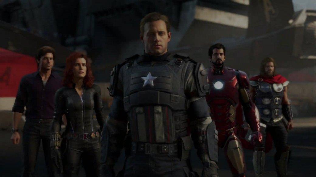 E3 2019: первый трейлер Marvel's Avengers. УМстителей новые лица! | Канобу - Изображение 1