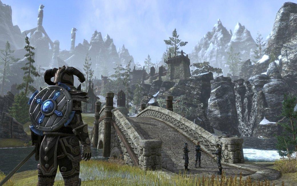The Elder Scrolls Online – большой шаг назад: обзор зарубежной прессы | Канобу - Изображение 1