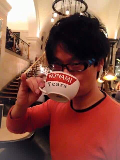 Кодзима напился оттого, что ему наконец воздали почести | Канобу - Изображение 1