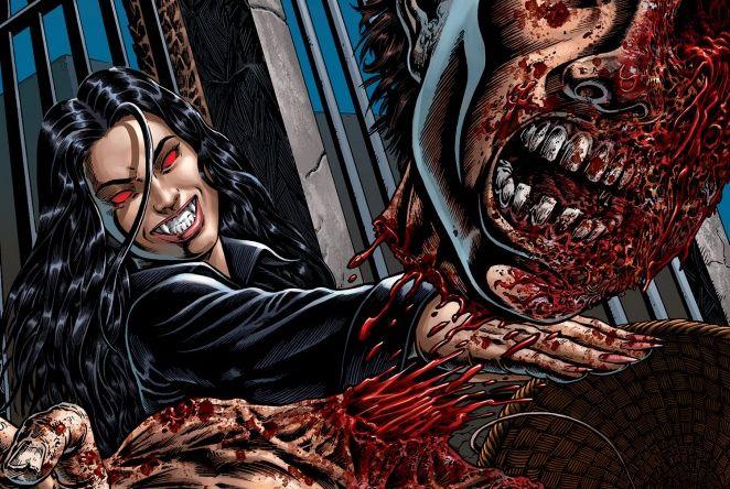 Комикс о вампирах и зомби автора «Мировой войны Z» превратят в сериал  | Канобу - Изображение 9607