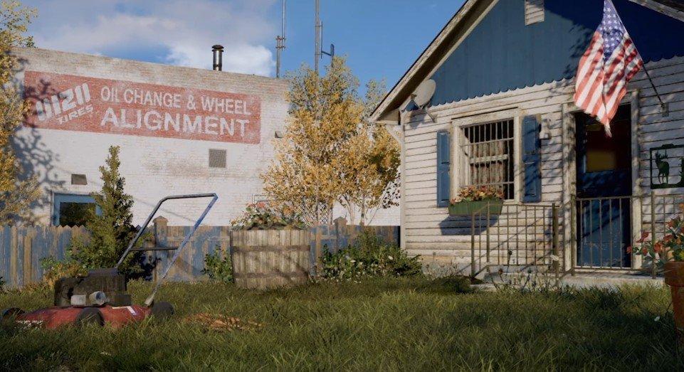 Выглядит круто. Разбираем анонс Far Cry5 | Канобу - Изображение 9