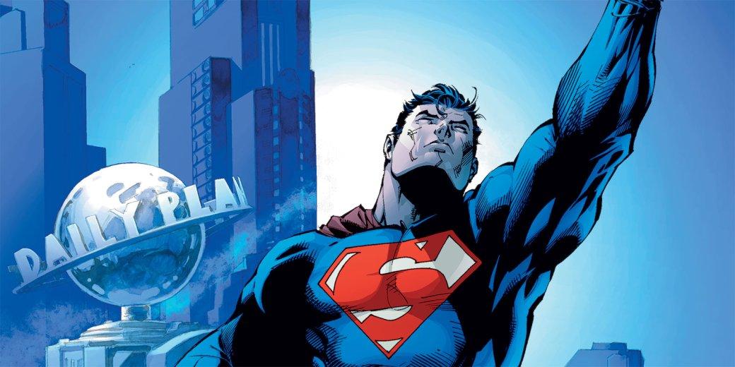 Из какой истории про Супермена выйдет отличная экранизация? Отвечает Генри Кавилл. - Изображение 2