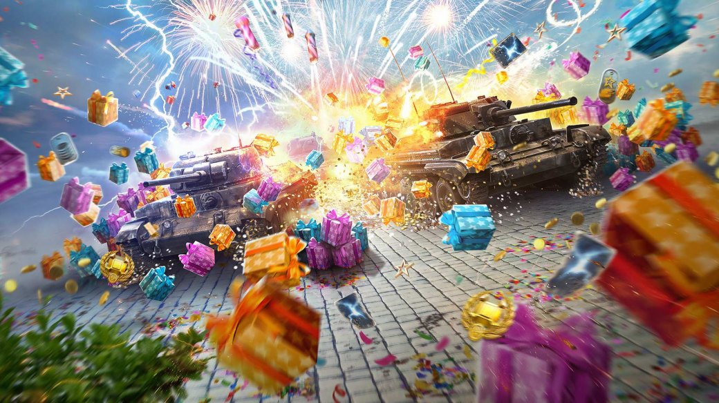 Разыгрываем 10 «юбилейных» бонус-кодов для World of Tanks Blitz [обновлено] | Канобу - Изображение 0