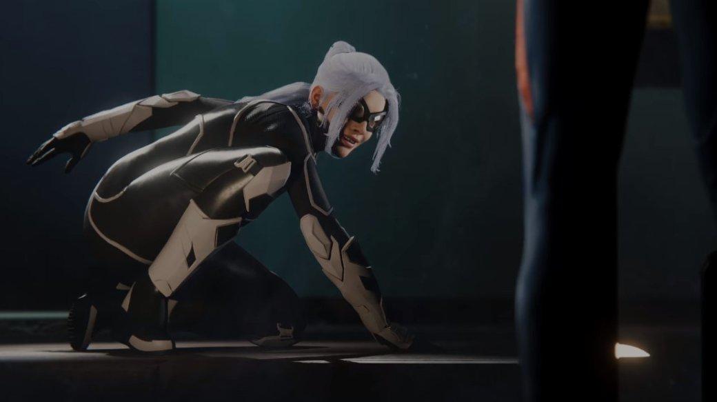 Очаровательная Фелиция Харди в 18 минутах геймплея DLC для Spider-Man с PS4 | Канобу - Изображение 1