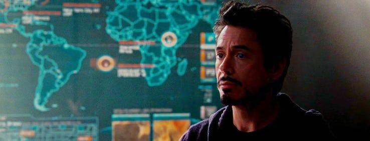 В«Мстителях: Финал» прозвучал намек напоявление нового супергероя. Уже невпервый раз